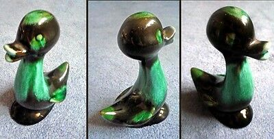 Blue Mountain Pottery Duck Canadian vintage ? ornament