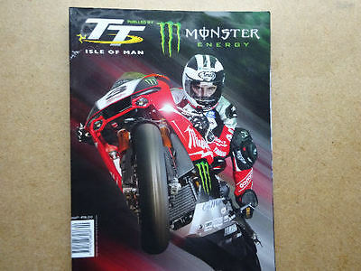 Isle Of Man Tt Official Programme 2015, In Excellent Condition.