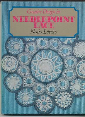 Creative Design In Needlepoint Lace Book
