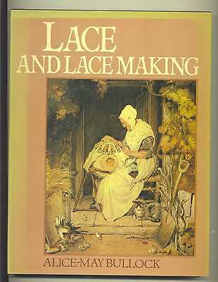 Lace And Lace Making  Lace History Book