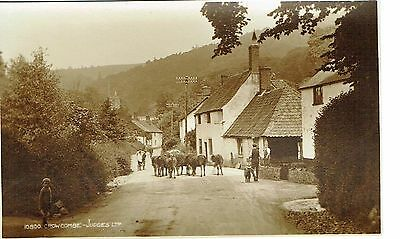 Crowcombe Rp Publisher Judges 1930's
