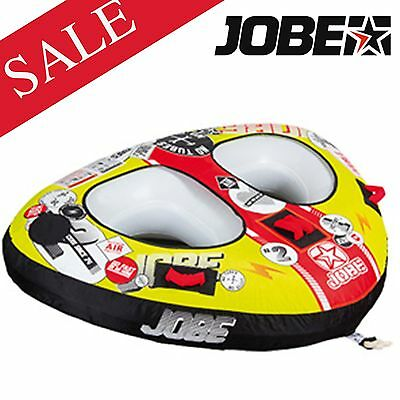 NEW Jobe Double Trouble 2 Person Inflatable Towable Ringo RRP £129 SAVE 25%