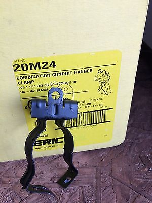 Lot Of 30 Caddy 20m24 Combination Conduit Hanger Clamp