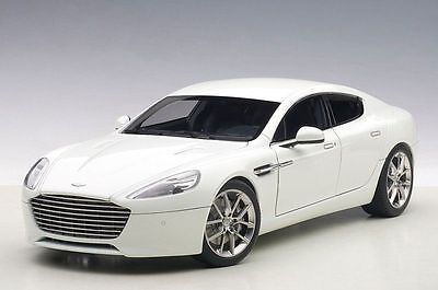 AUTOART 2015 ASTON MARTIN RAPIDE S STRATOS WHITE 1:18 *New Item!