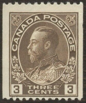 Stamps Canada # 134, 3¢, , 1924, 1 lot of 1 MNH stamp.
