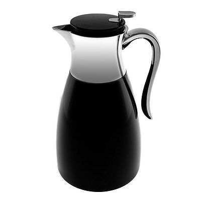 Vacuum Insulated 1.5 L Carafe By Service Ideas Stainless Steel Coffee Tea Server