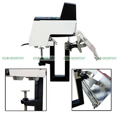 ECO Flat and Saddle Electric Stapler Binder Auto-Electric Binder Machine  110V