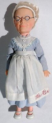 """P179. Vintage: MA BROWN """"PICKLES"""" Advertisement Doll Eegee Co (1970's} ["""