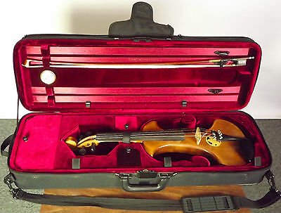 Very Cool Rare? Electric Violin Outfit