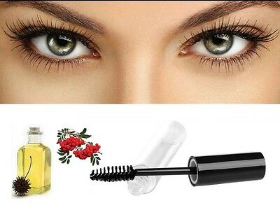 Organic Castor & Sea Buckthorn Oil Eyelash/Eyebrow Growth Serum