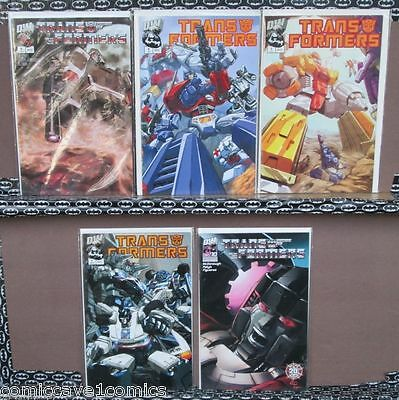 Transformers | 10 Comic Lot | Variant Included