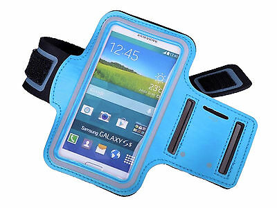 Sports Running Jogging Cycling Gym Armband Phone Case Pouch for Various Phones