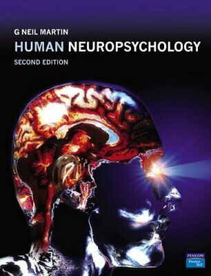 Human Neuropsychology, Martin, Dr G. Neil Paperback Book The Cheap Fast Free