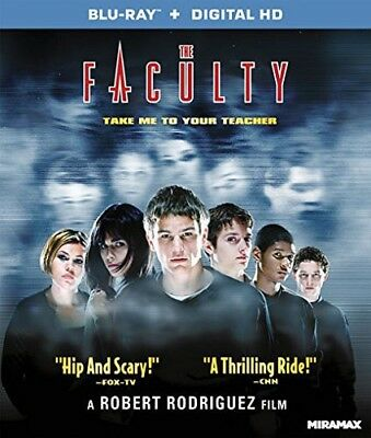 Faculty, The Faculty - The Faculty [New Blu-ray]
