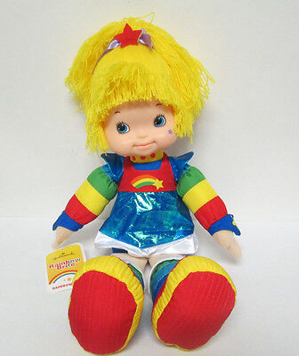 "Rainbow Brite 18"" Plush Doll Hallmark 2015"