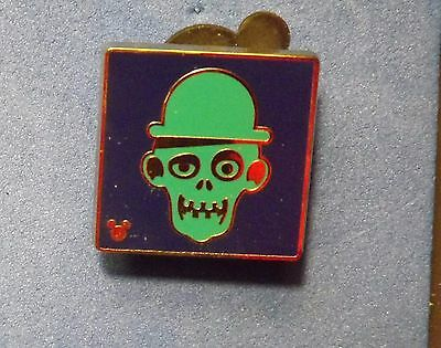 DLR 2017 Hidden Mickey Attraction Icons Haunted Mansion Disney Pin