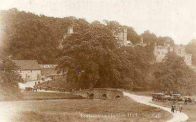 Derbyshire - 843 - Entrance To Haddon Hall (Colonial Series)