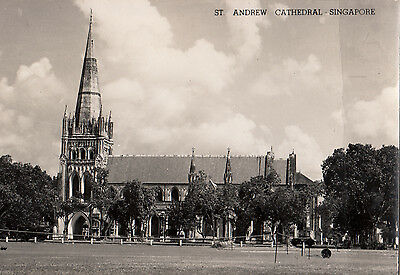 Singapore  St Andrew Cathedral   Rp + Topiary