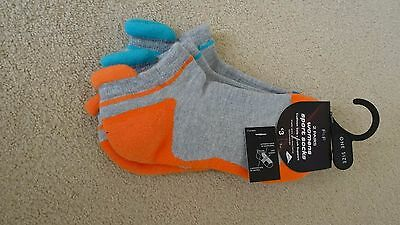 NEW WITH TAGS Ladies Sports Socks - One Size