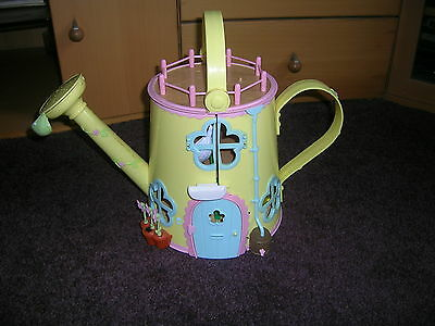 **MM FIFI and The FLOWERTOTS Forget Me Not Watering Can House**