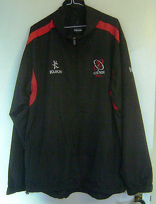 "Ulster Rugby Light Jacket, 2Xl, 46"" Chest, Excellent Condition."