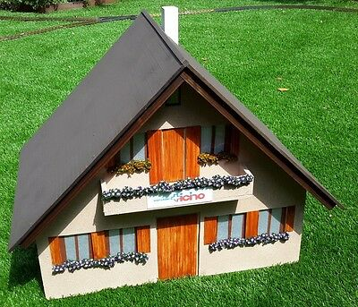 G scale Scratch-built chalet LGB RhB - collect from Maidstone or ask if in SEast