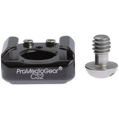 """ProMediaGear CS2 1/4""""-20 Screw to Cold Shoe Adapter, 5 Pack #CS2X5"""