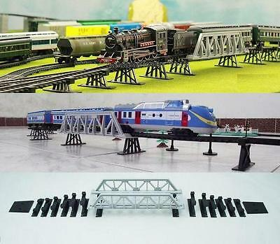 QL003 Model Train Railway Truss  Girder Bridge TOMY Thomas 1:87 HO OO Scale NEW