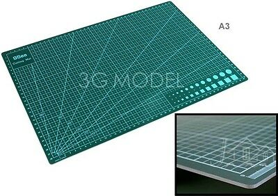 GJQG22 A3 Size 30×45cm Green Cutting Mat For Craft Card Making NEW