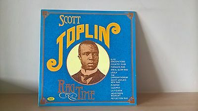 Scott Joplin - Ragtime [1902-1917 Compositions] (Joker Sm 3909) Italy 1981 Lp Ex