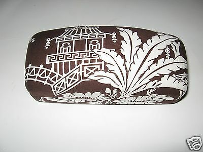 NEW Vera Bradley IMPERIAL TOILE Hard Sunglass Eyeglass Case