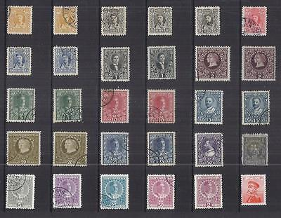 y863 Serbia & Montenegro    /  A Small Collection Early & Modern Lhm & Used