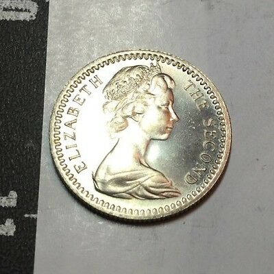 RHODESIA 1964 5 cent coin proof?