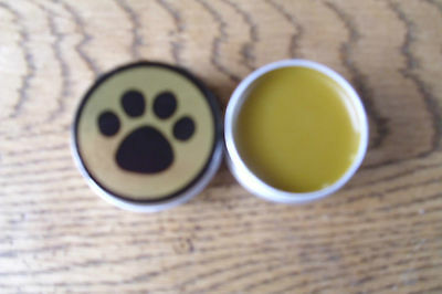Natural Organic Dog Paw And Snout Balm First Aid Soothing  Sore Paws And Snouts