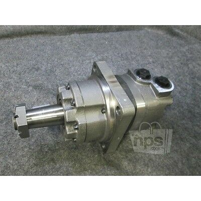 Eaton Char-Lynn 110-1082-006 Hydraulic Motor 2-1/4 X 3-3/8 Shaft 1-1/4in Ports*