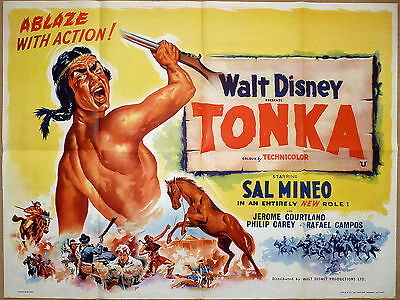 10 Vintage Disney Film Posters - All Original UK Quads from 1960 - 1970