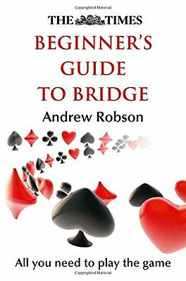 The Times Beginner's Guide to Bridge The Times Mind Games Collins 240 pages Book
