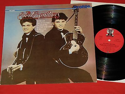 The Everly Brothers - LP  Same, Profile-Serie / Janus Rec. 1979