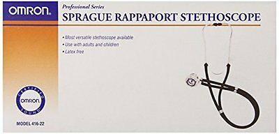Best Stethoscopes - Sprague Rappaport With Chrome-plated Chest Piece - Dark Blue