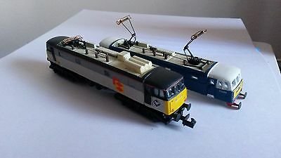 Class 85 AC Loco N Gauge kit Suit Farish chassis,