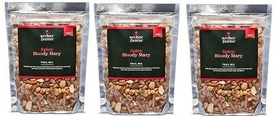 3 pk Archer Farms - Spicy Bloody Mary Trail Mix 9 oz