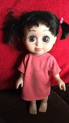 monsters inc boo doll Talking Singing Etc