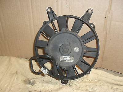Triumph Trophy 1200 4  1993  Cooling Fan And Motor.