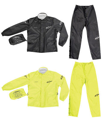 Alpinestars Quick Seal Out Two Piece Rainsuit