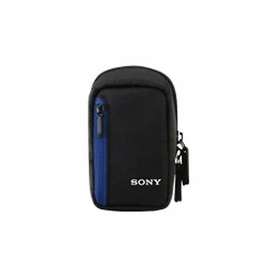 Sony LCS CS2 - Soft case for digital photo camera - for Cyber-shot LCSCS2B.SYH