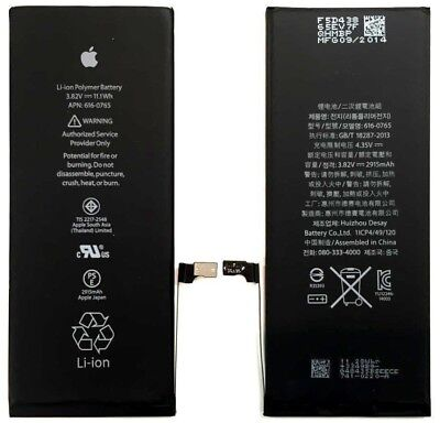 OEM Original Genuine 2915mAh Battery Replacement for Apple iPhone 6+Plus