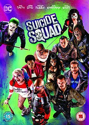 Suicide Squad [Includes Digital Download] [DVD] [2016] - DVD  NYLN The Cheap