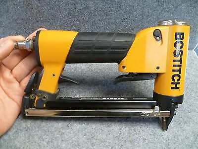 """Bostitch 21697B 97 Series 3/16"""" Crown Upholstery Stapler! Excellent condition!"""