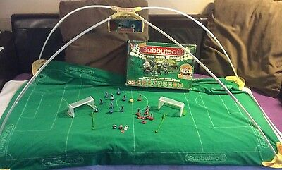 Subbuteo Dream Team Stadium Tabletop Football Game by MB Games