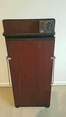 Wall Mounted Corby trouser Press.. Immaculate